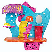 Polly Pocket Wall Party Playset Salon