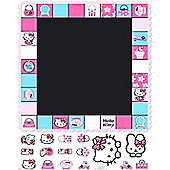Hello Kitty, Girls Bedroom Chalkboard Sticker