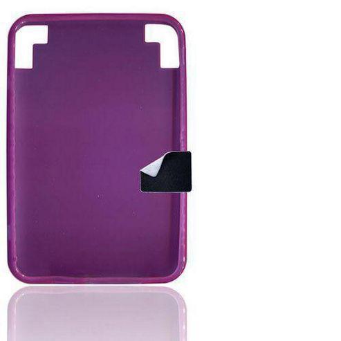 U-bop gSHELL Tough All-Body Case and StampWIPE Smoke Purple - For Amazon Kindle 3