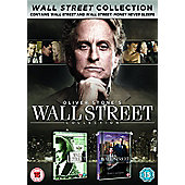 Wall Street / Wall Street 2 Double Pack