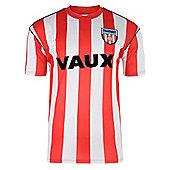 Sunderland 1990 Home Shirt - Red & White