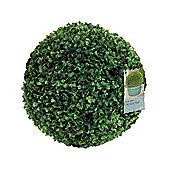 Gardman 02803 Leaf Effect Topiary Ball 40Cm