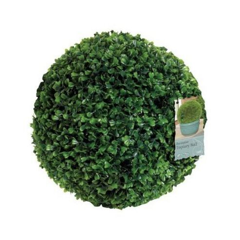 Gardman 02803 Leaf Effect Topiary Ball 40Cm