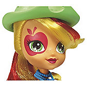 Mlpeg Doll W/Fashions - Applejack