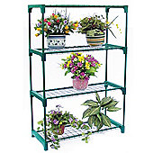 Nison 4 Tier Greenhouse Shelving Unit