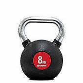 Bodymax Chrome Handle Kettlebell - 8kg