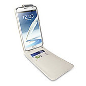 Orzly Smart Flip Case for Samsung Galaxy Note 2
