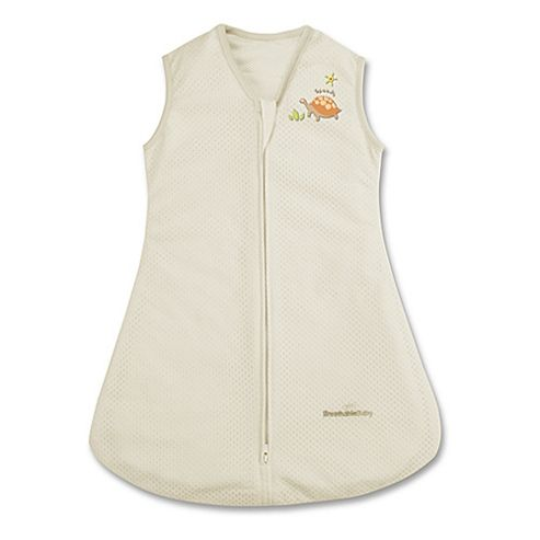 BreathableBaby Breathable Sleep Sack Natural Medium