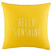 Hello Sunshine Cushion