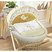 Lollipop Lane Pumpkin and Popsicle Moses Basket
