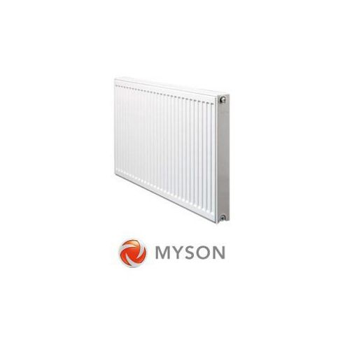 Myson Select Compact Radiator 400mm High x 600mm Wide Single Convector