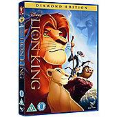The Lion King - Disney DVD