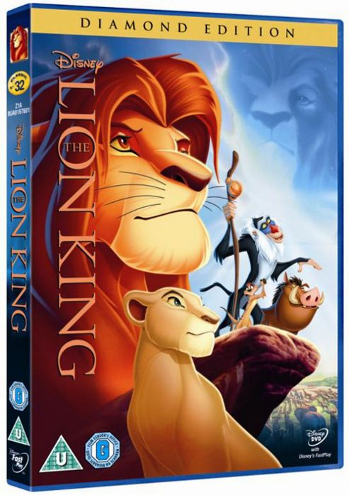The Lion King - Disney DVD