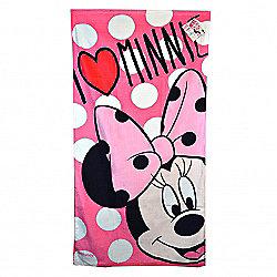 Disney Minnie Mouse Printed Beach Towel