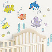 Undersea Adventure, 28 Wall Stickers