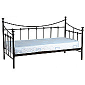 Home Essence Torino Day Bed - Black
