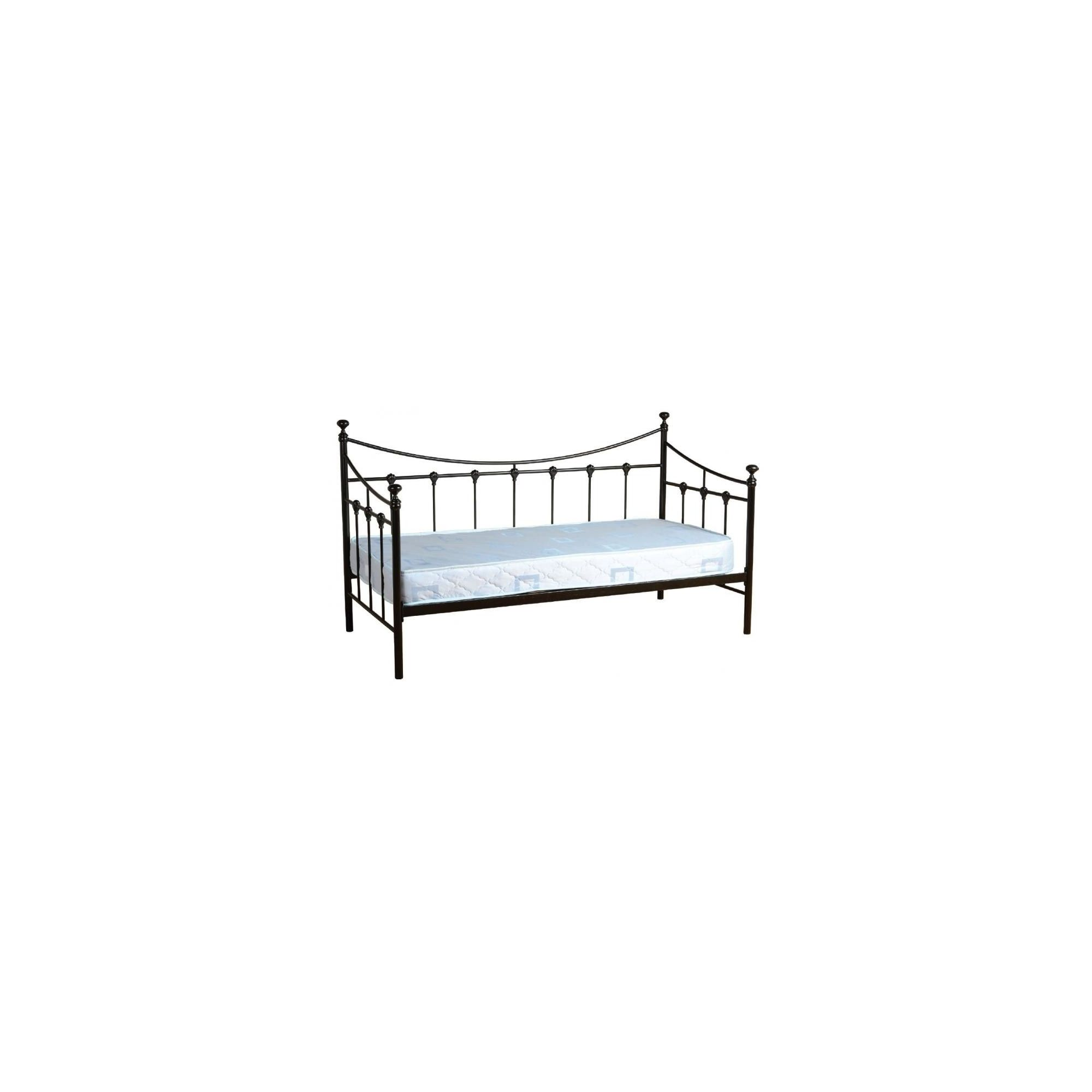 Home Essence Torino Day Bed Frame - Black