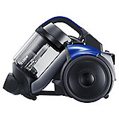 Samsung VC21F50HUDB Vitality Blue Cylinder Bagless Vacuum Cleaner