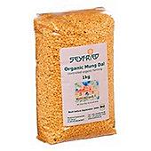 Organic Mung Dal 1kg