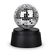 Battery Operated 3 Rotating Disco Mirror Ball