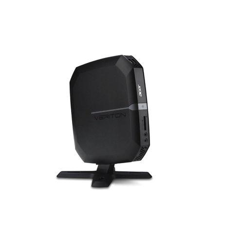 Acer Veriton N2620G Ultra SFF Desktop PC Celeron (1017U) 1.6GHz 4GB 320GB WLAN Windows 7 Pro 64-bit/Windows 8 Pro 64-bit (HD Graphics)