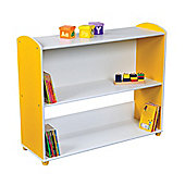 Liberty House Toys Elite Single Straight Unit with 2 Shelves
