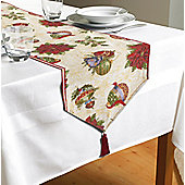 Baubles Table Runner