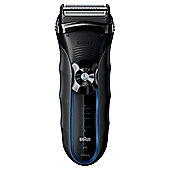 Braun Series 3 350cc Rechargeable Wet & Dry Foil Electric Shaver