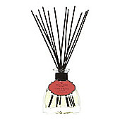 Pied A Terre Plum & Black Amber Diffuser In Multi-Coloured