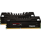Kingston HyperX Beast (16GB) (2x8GB) Memory Kit 1600MHz DDR3 Non-ECC CL9 240-pin DIMM XMP