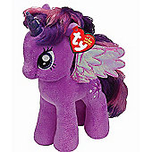 TY Beanie Baby My Little Pony Buddy - Twilight Sparkle