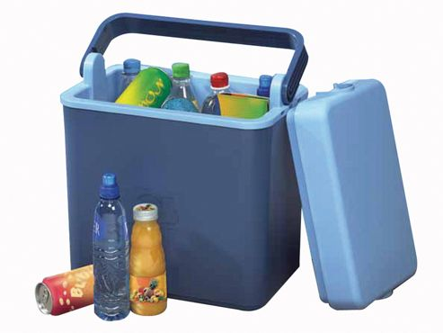 Electric 24 Litre Cool Box