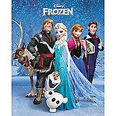 Disney Frozen Group Mini Poster