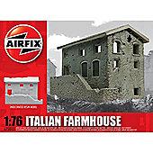 Airfix A75013 Italian Farmhouse 1:76 Model Kit Buildings