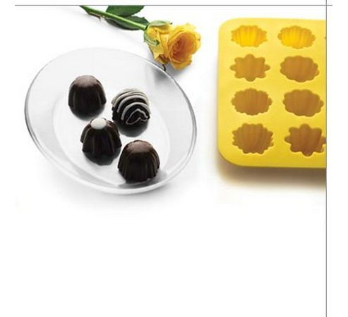 Flower Chocolate Mould