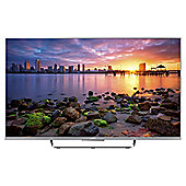Sony KDL50W756CSU 50 Inch Smart Youview/Android WiFi Built In Full HD 1080p LED TV with Freeview HD - Silver