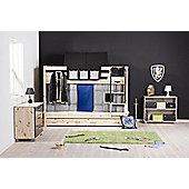 Thuka Trendy Knight Bedroom Set