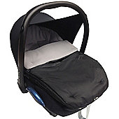 Car Seat Footmuff To Fit graco Grey