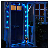20 Multi Function Star Christmas Lights, Coloured