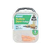 Plasplugs DR 106 Hollow Door Fixings (5)