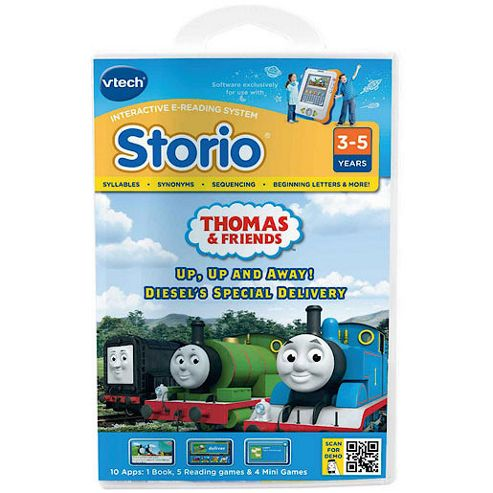 VTech Storio Thomas & Friends Software