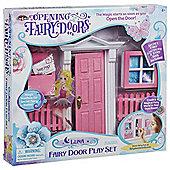 Opening Fairy Doors Pink