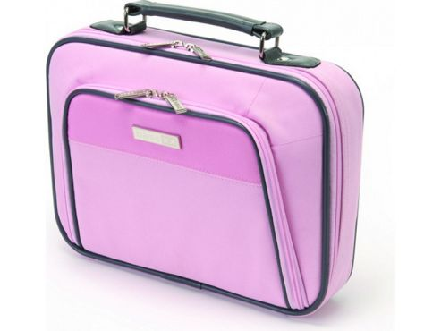base xx base XX N24068P Carrying Case for 26 cm (10.2) Notebook, Pink, Polyester