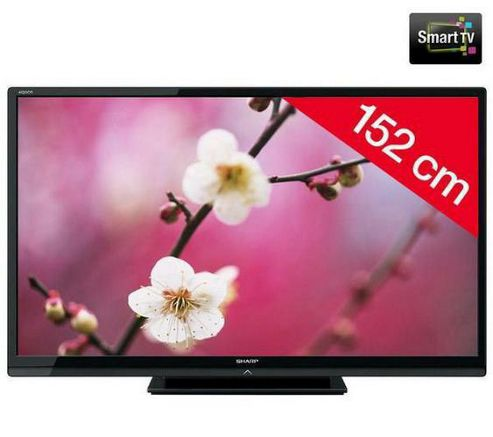 Sharp LC-60LE635E LED Television