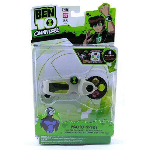 Ben 10 Omniverse Plumber Tech Gear