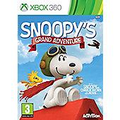 Snoopys Grand Adventure Xbox 360