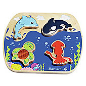 Teamson EverEarth Ocean Puzzle