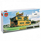 Airfield Control Tower (A03380) 1:76