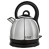 Russell Hobbs Stainless Steel Traditional Kettle - Silver