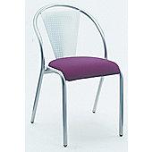 Energo Siria Bistro Chair - Black